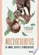 Microcuentos de amor, lluvia y dinosaurios (Colección #BlackBirds)