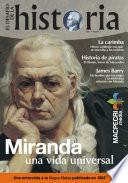 Miranda, una vida universal (El Desafío de la Historia, Vol. 1)