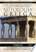 Mitología Griega Tomo III