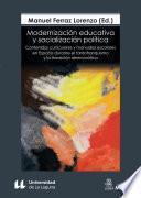 Modernización educativa y socialización política