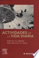 Moruno, P., Actividades de la vida diaria ©2005