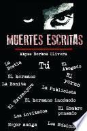 MUERTES ESCRITAS
