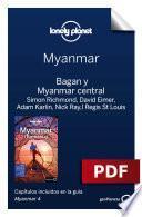 Myanmar 4. Bagan y Myanmar central