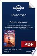 Myanmar 4. Este de Myanmar