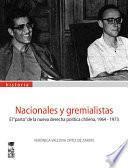 Nacionales y gremialistas