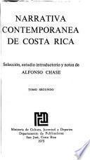Narrativa contemporánea de Costa Rica
