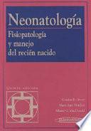 Neonatología. Fisiopatología y manejo del recién nacido.