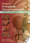 Netter - Exploracion Clinica En Ortopedia