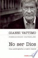 No ser Dios