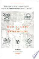 Nobiliario de Extremadura: Parrilla-Ruvio