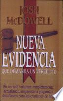Nueva evidencia que demanda un veredicto