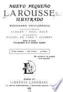 Nuevo Pequeño Larousse ilustrado