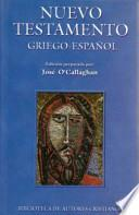 Nuevo Testamento griego-español