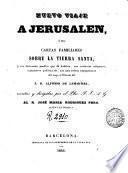 Nuevo viaje a Jerusalen