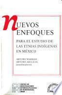 Nuevos enfoques para el estudio de las etnias indígenas en México