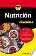 Nutrición para Dummies