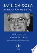 Obras completas de Luis Chiozza. Tomo X