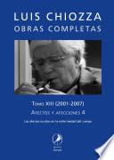 Obras completas de Luis Chiozza. Tomo XIII