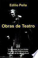 Obras de teatro