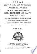 Obras. Precede sua vita escrita por Luis Munoz