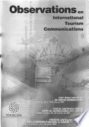 Observations on International Tourism Communications