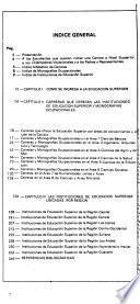 Oportunidades de estudio en las instituciones de educación superior de Venezuela e instrucciones para realizar le preinscripción nacional