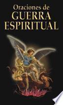 Oraciones de Guerra Espiritual (Set of 12 for Friends and Family)