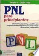 P.N.L. para principiantes
