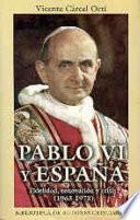Pablo VI y España