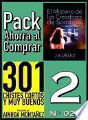 Pack Ahorra al Comprar 2 (Nº 025)