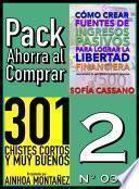 Pack Ahorra al Comprar 2 (Nº 030)