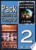 Pack Ahorra al Comprar 2 (Nº 035)