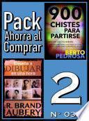 Pack Ahorra al Comprar 2 (Nº 039)