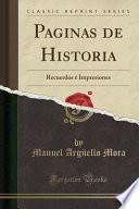 Paginas de Historia