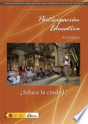 Participación educativa nº 6. Revista cuatrimestral del Consejo Escolar del Estado