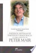 Partidos, sistemas de partidos y democracia