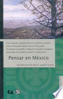Pensar en México