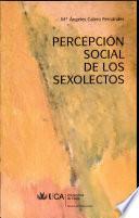 Percepción social de los sexolectos