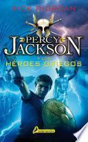 Percy Jackson Y Los Heroes Griegos / Percy Jackson's Greek Heroes