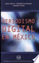Periodismo digital en México