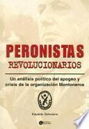 Peronistas revolucionarios