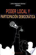 Poder local y participación democrática