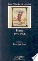 Poesía, 1979-1996