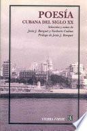 Poesía cubana del siglo XX
