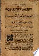 Por Carlos Ginestar Guantero, Anna Maria Suria, su hermana, y otros parientes suyos, contra Joseph Ginestar Cobrero, vezino desta ciudad