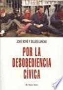 Por la Desobediencia Cívica