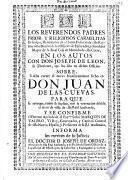 Por los reverendos padres Prior y Religiosos Carmelitas Descalços, ... coma Dueños de los Officios de Ensayador, y Fundidor Mayor de la Real Casa de Moneda de esta Corte [of Mexico], en los autos con Don J. de Leon, su theniente, que ha sido en dichos officios, etc