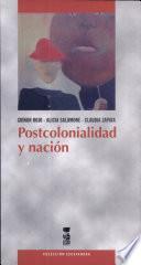 Postcolonialidad y nación