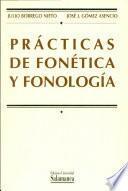 Prácticas de fonética y fonología