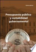 Presupeusto público y contabilidad gubernamental